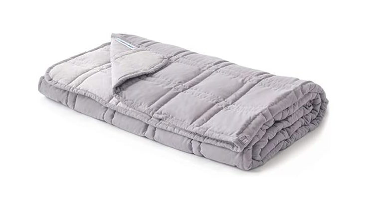 moonbow cooling weighted blanket