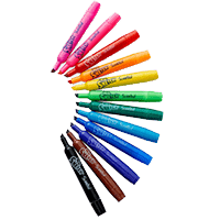 mr sketch scented washable markers