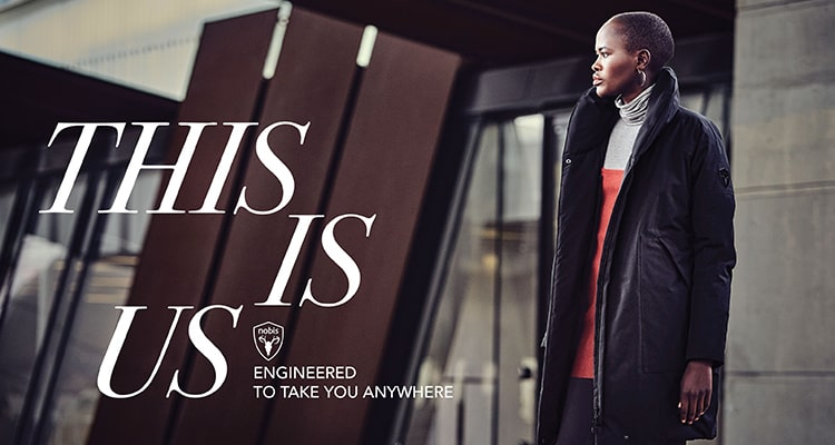 outerwear of nobis