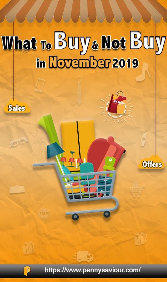 shopping guide for november