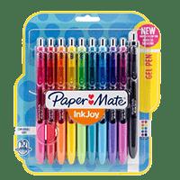 paper mate gel pens