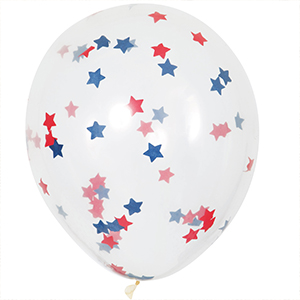Patriotic Balloons from Shindigz