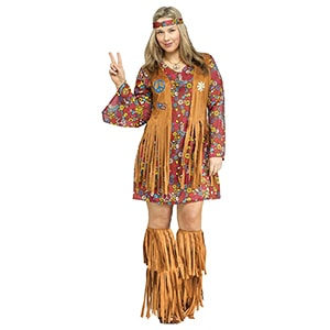 Fun World Hippie Costume