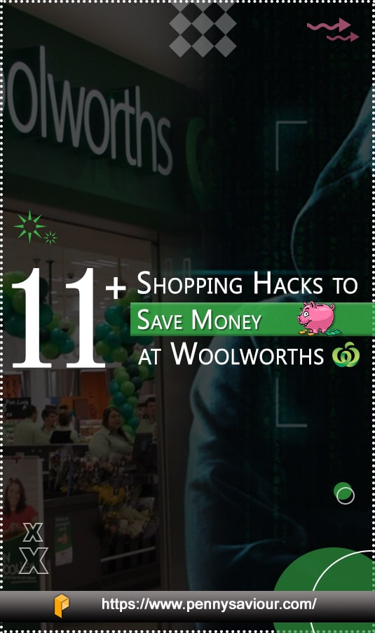 woolworths pinterest