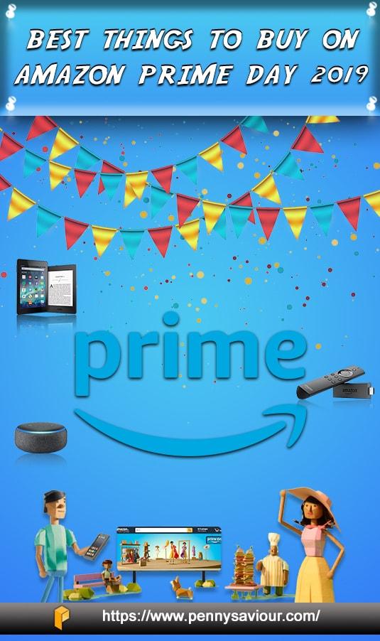 Amazon Prime day 2019 shopping picks