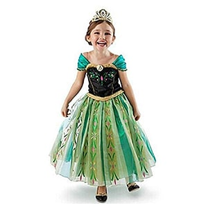 DaHen Princess Ana Fancy Dress