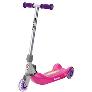 Razor Jr Folding Scooter PINK