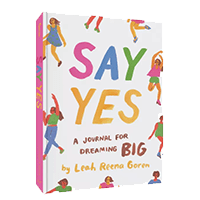 say yes diary