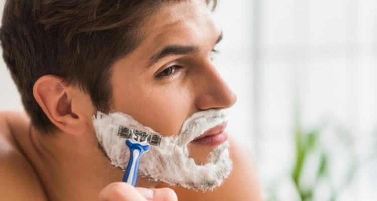 shaving guide