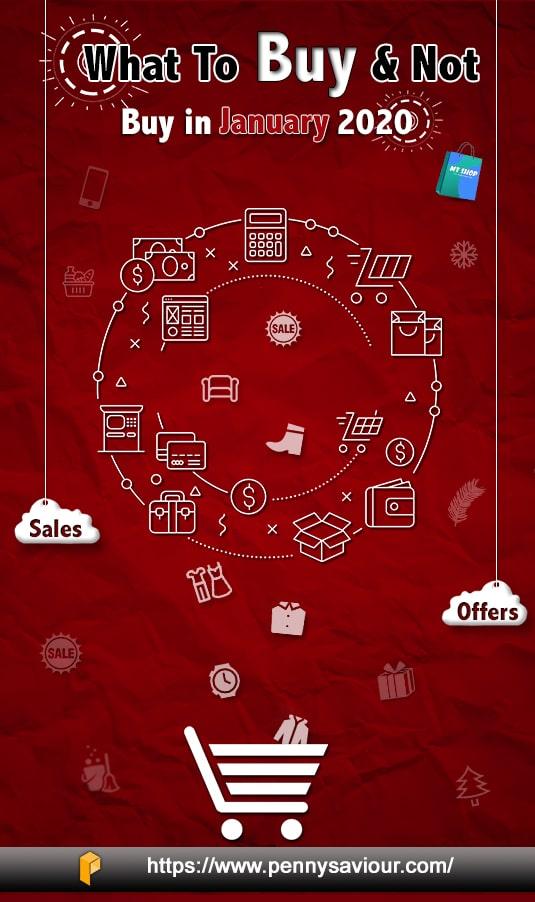 Shopping Guide For January Pinterest
