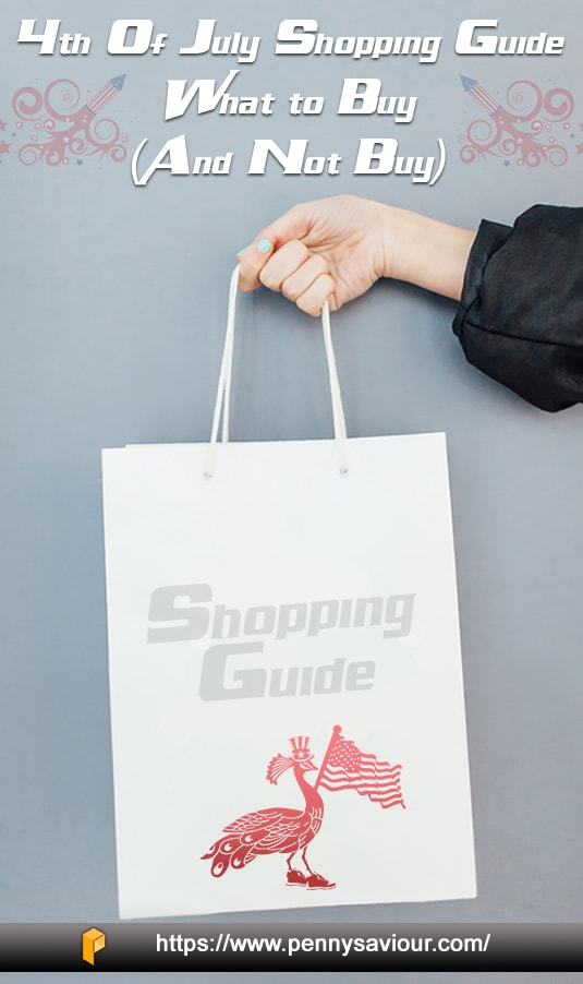 shopping guide for fourth of july 2019