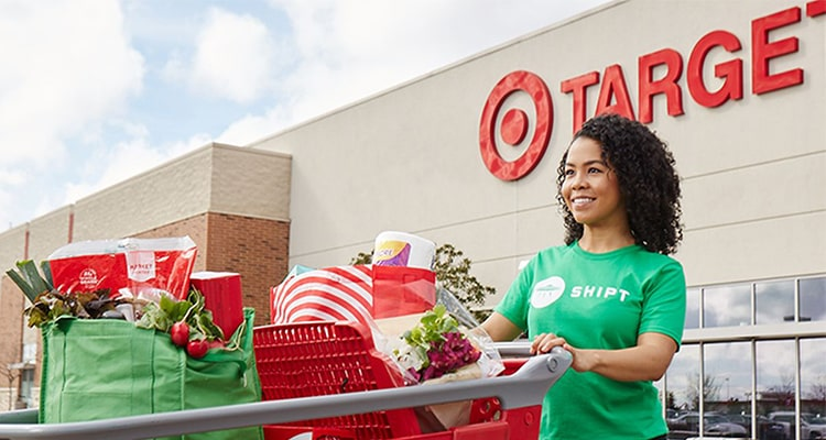 Sign up for Target Free Shipping with Shipt