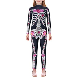 UNICOMEDIA Skeleton Bodysuit