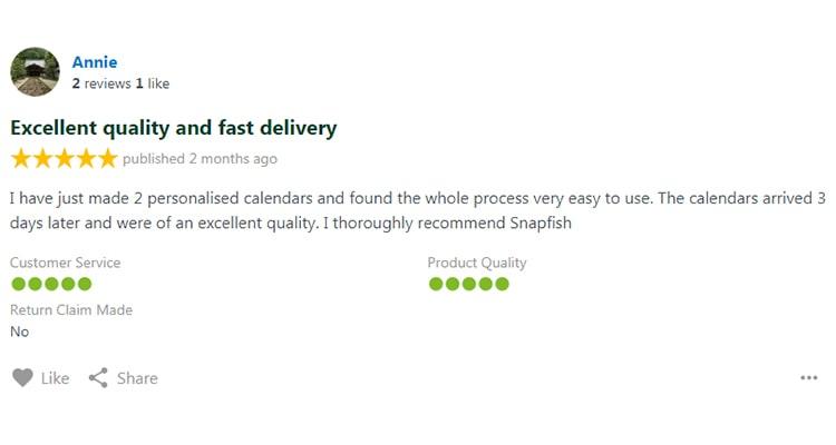 snapfish customer service
