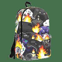 space junk backpack