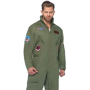Leg Avenue Top Gun Flight Suit
