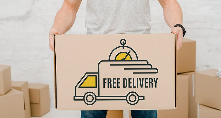 Free Delivery On Brands with no Minimum