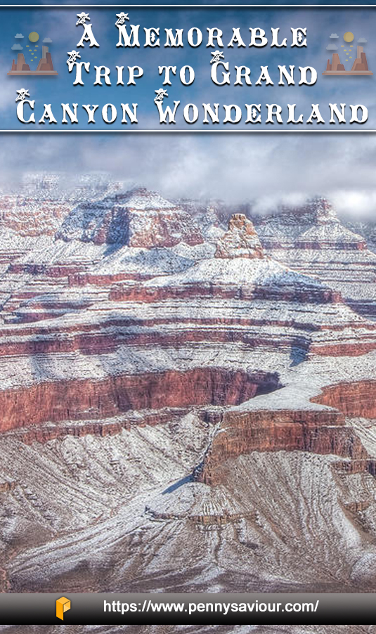 Trip to Grand Canyon Wonderland Pinterest
