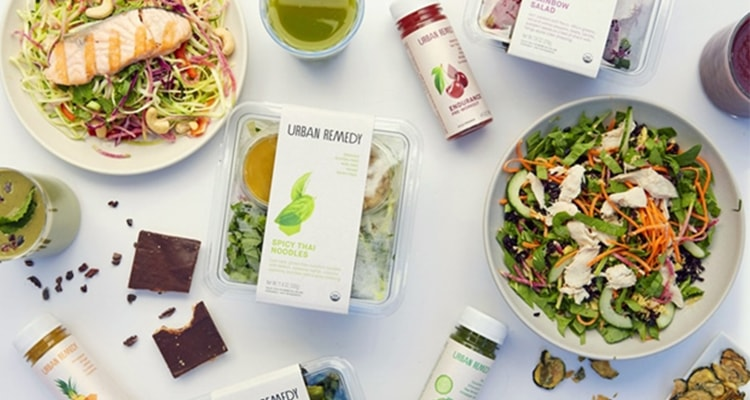 urban remedy meal delivery service