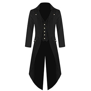 H&ZY Vintage Tailcoat Jacket