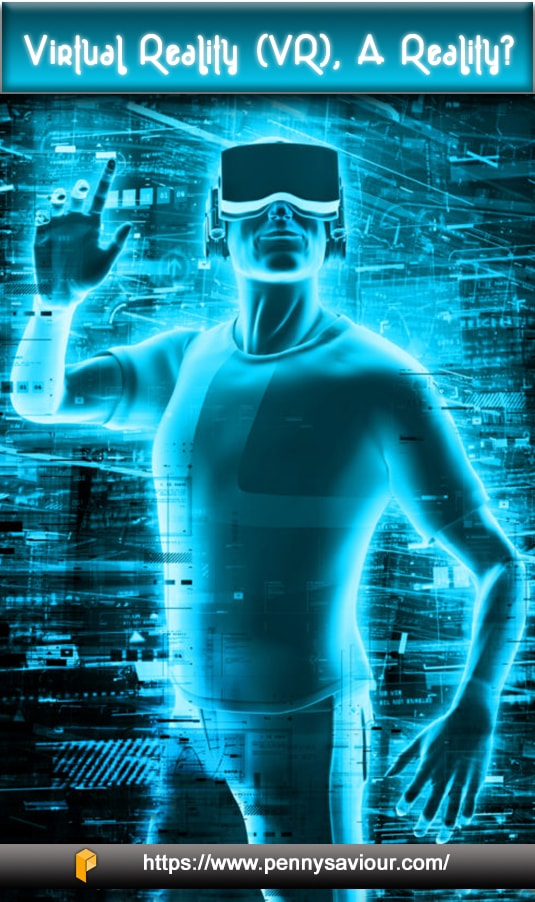 Virtual Reality A Reality Pinterest
