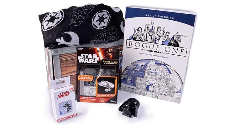 Walt Life Star Wars Box