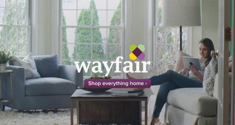 wayfair furniture store