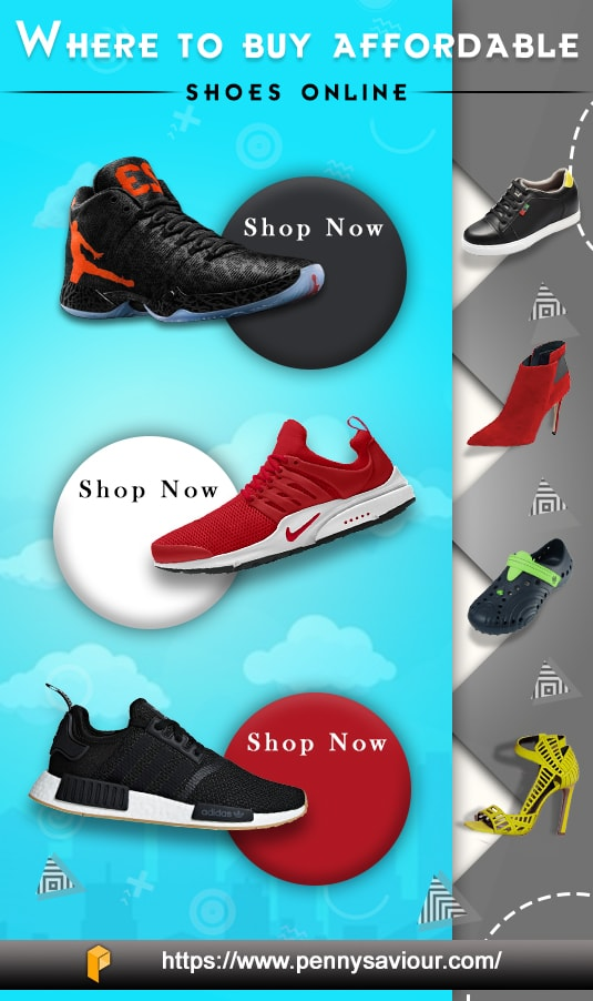 Where to Buy Affordable Shoes Online Pinterest