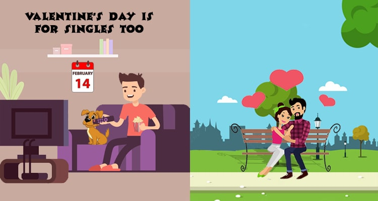 14 Ways To Cope With Being Single On Valentine's Day