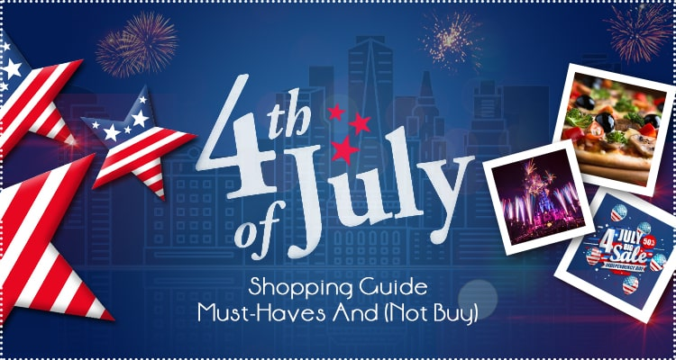 fourth of july shopping guide