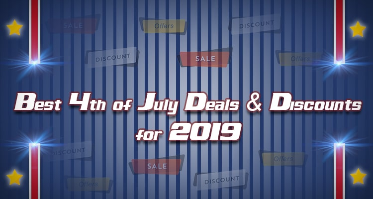 4th Of July Coupons & Deals