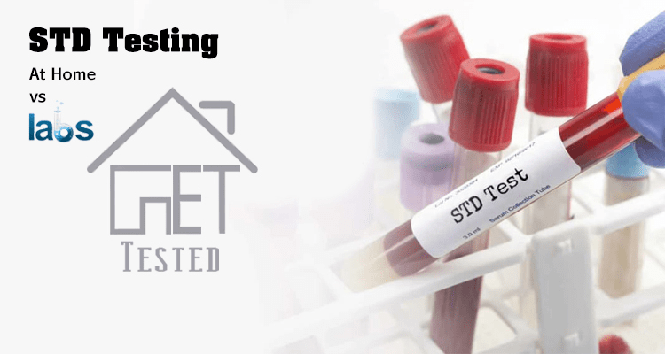 Std Testing At Home Or Lab-what's Right For You?