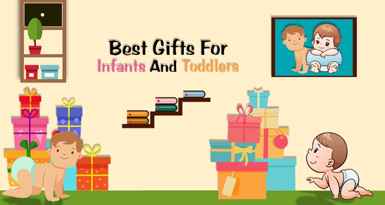 24 Adorable Gifts For Infants And Toddlers You Must Buy