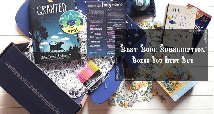 30 Affordable Book Subscription Boxes You Need In Your Life Right Now