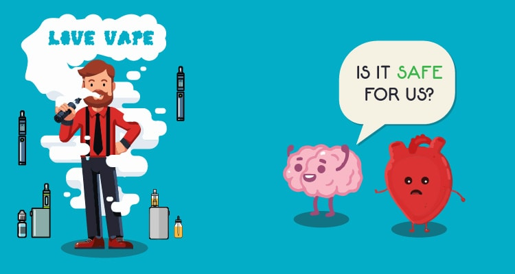 The Chronology Of E-cigarettes: Are They Beneficial For Your Health?