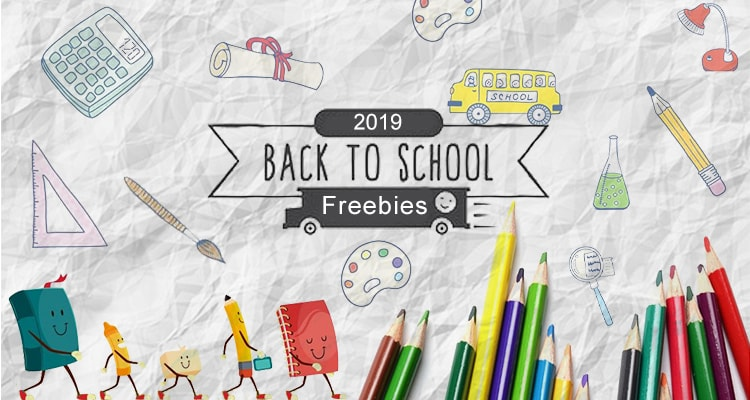 back to school freebies