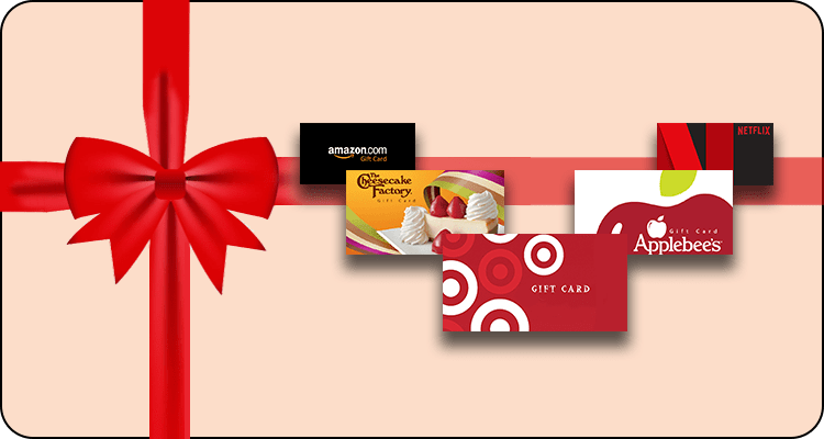25 Best E-Gift Cards That Make The Perfect Present For Every Holiday