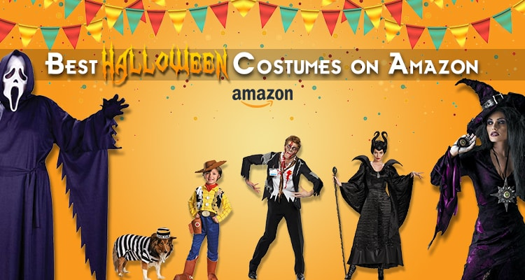 Best Halloween Costumes on Amazon