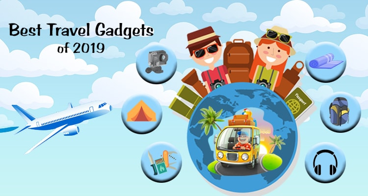 37 Best Travel Gadgets Of 2019 For The Modern Traveler