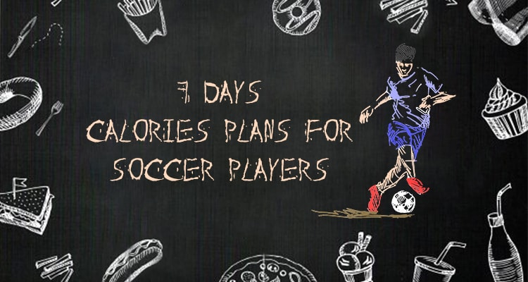 Calories Plans for Soccer Players