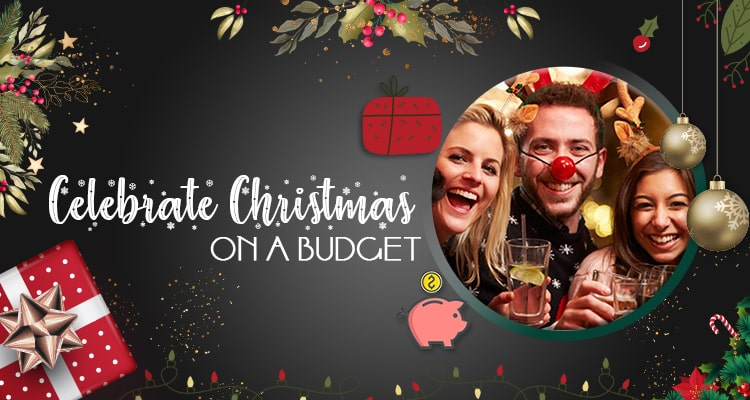 christmas celebration on a budget