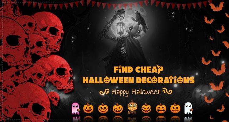 Cheap Halloween Decorations Online