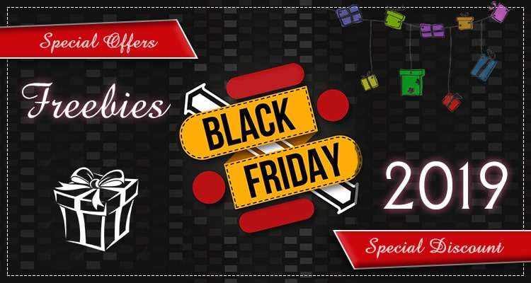 Black Friday Freebies 2019 That You Can't Miss
