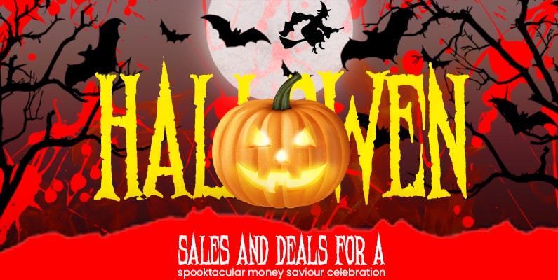 Halloween sales and deals