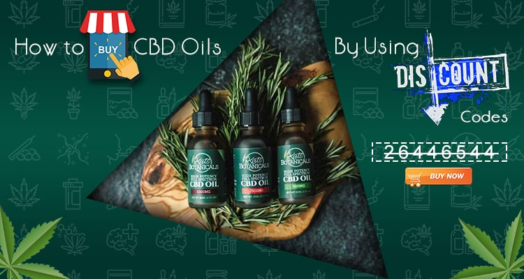 How to Buy CBD Oils by Using Discount Codes