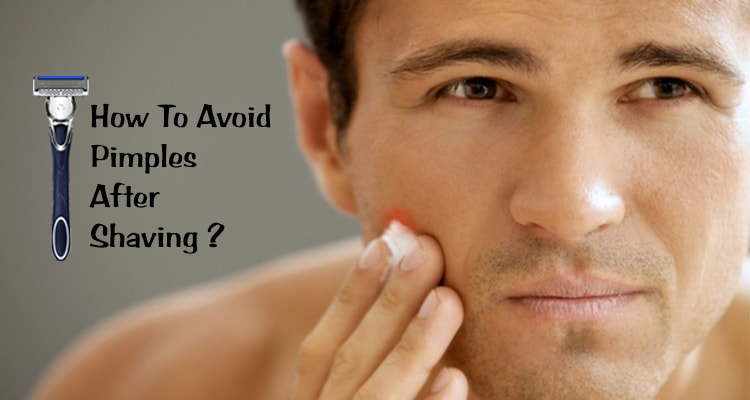 How To Avoid Pimples After Shaving?