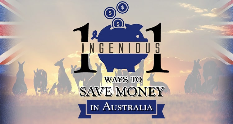 save money in australia