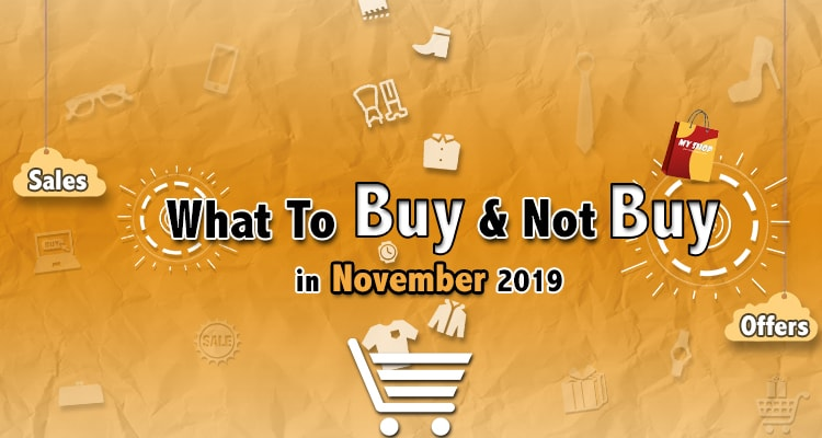 Shopping Guide for November 2019