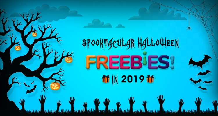 36 Spooktacular Treats & Halloween Freebies in 2019