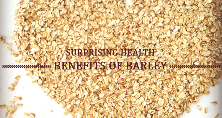 Surprising Benefits Of Barley For Your Health